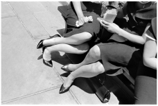 Helen Levitt - Legs