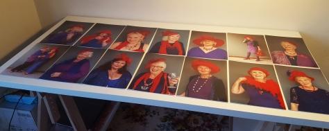 14 prints